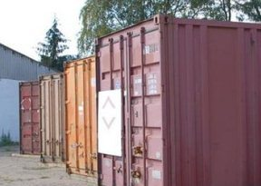 Möbelcontainer